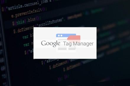 Onde Inserir o Código do Google Manager