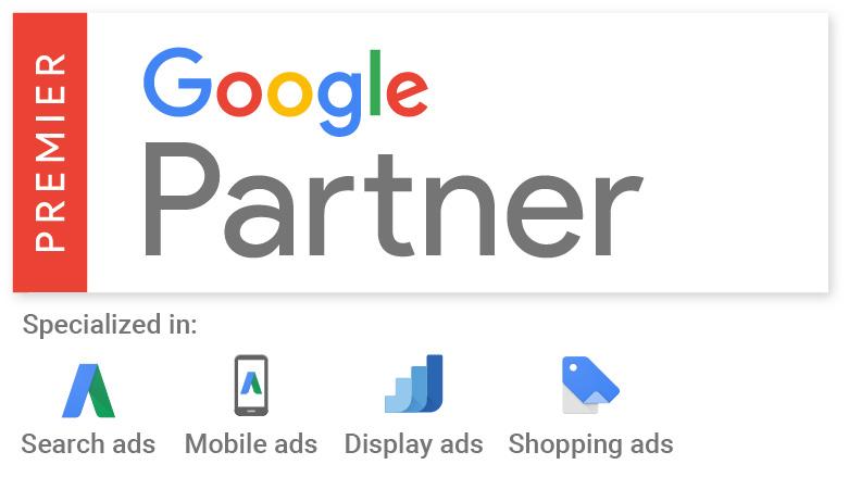 Agência Mazag Google Partner Premier