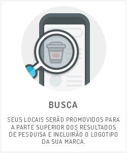 Busca - anúncios no Waze