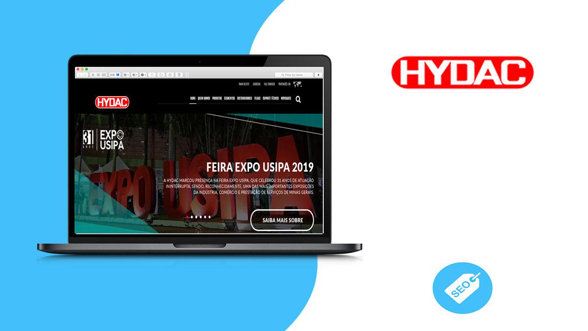 Hydac Brasil Produtos e Acessórios para Sistemas Hidraulicos - Portfólio Mazag