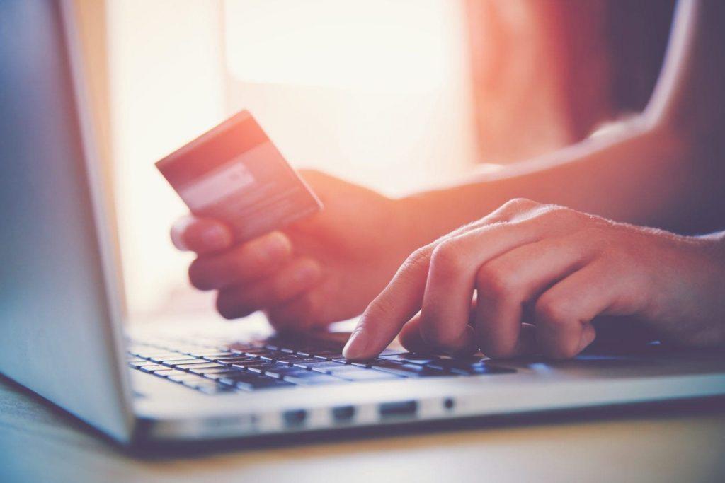 velocidade da internet vendas online