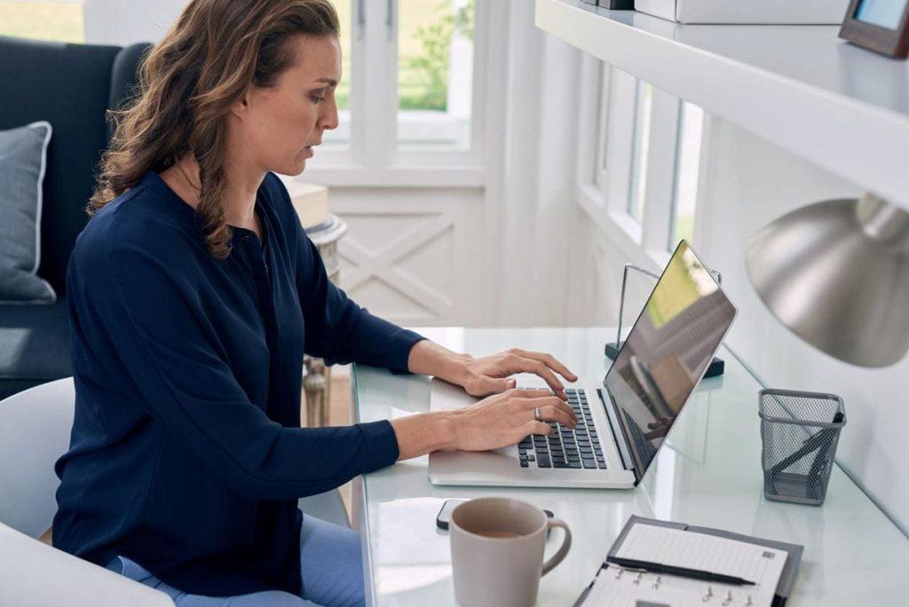home office tendência