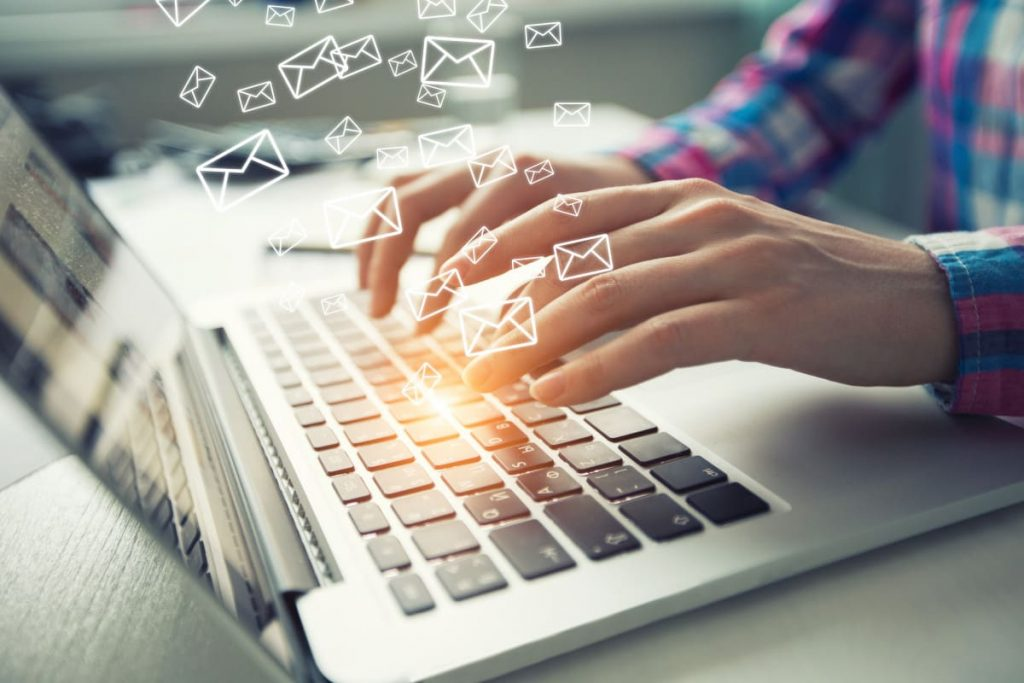 e-mail marketing captar clientes